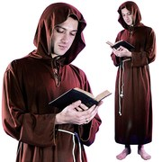 Monk Costume - Adult