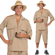 Safari Suit - Adult Mens