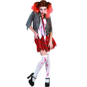 Bloody High School Girl Costume - Adult