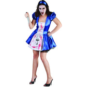 Malice Alice Costume - Adult