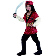Pirate Boy Child Costume - Small