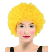 Clown Wig - Yellow