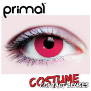 Primal Evil Eyes Costume Contact Lenses