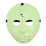 Hockey Mask - Glow in the Dark