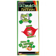 St Patricks Temporary Tattoos