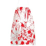 Apron with Blood Splatters