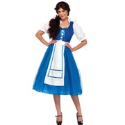 Village Beauty 2Pc Costume - Adult