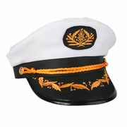 Admiral Captain Hat