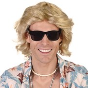Mick Short Blonde Wig