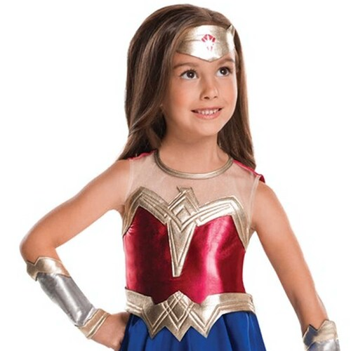 Wonder Woman Costume (Batman v Superman) - Child Size 9-10