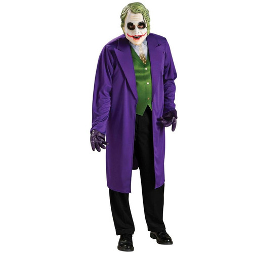 Joker Costume - Adult - Standard