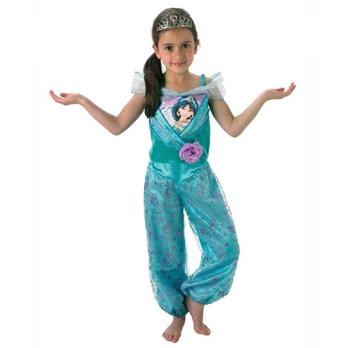 Jasmine Shimmer Costume - Girls - Small